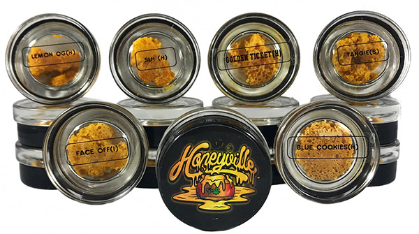 Honeyville Live Resin