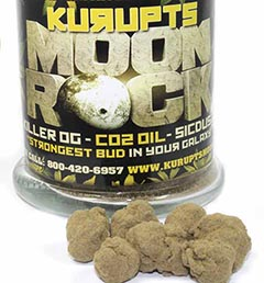 kurupts Moon rock